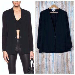 Helmut Lang 12 Torsion Sheer Sleeve Blazer Jacket